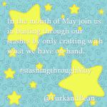 Stashing Through May