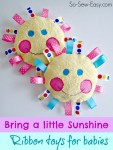 10 Ribbon Toy Patterns For Little Hands